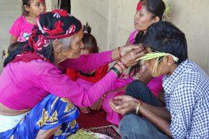 Dashain Tika Bardia Homestay