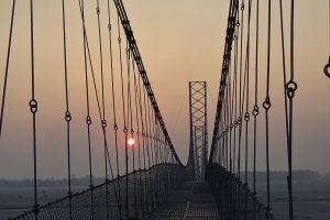 Dodhari Chandani Bridge West Nepal