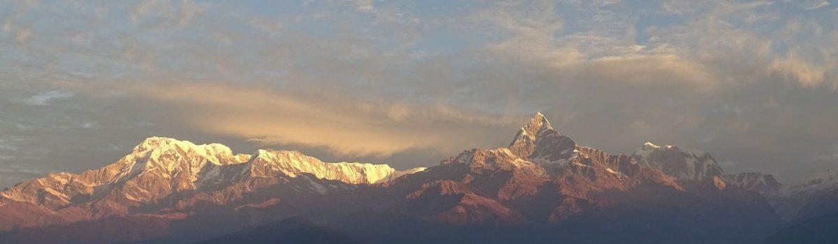 Pokhara Himalaya
