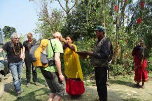 Tharu village Dalla Bardiya Nepal