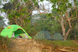 camping Babai Valley Bardia National Park