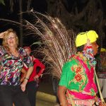 Tharu culture dancing Bardia Homestay