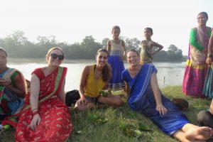 Dashain festival Bardia National Park