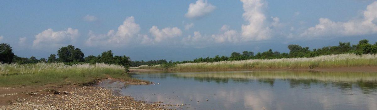Bardiya Nepal riverside