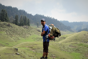 Khaptad National Park trekking