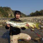 Babai river mahseer fishing