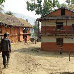 Karnali- Bheri river villages Far West Nepal