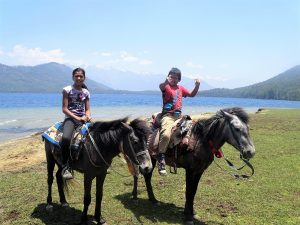 Rara National Park horse riding