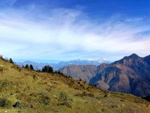 Khaptad National Park Nepal