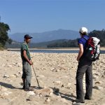 Trekking Babai valley Bardia National Park Nepal