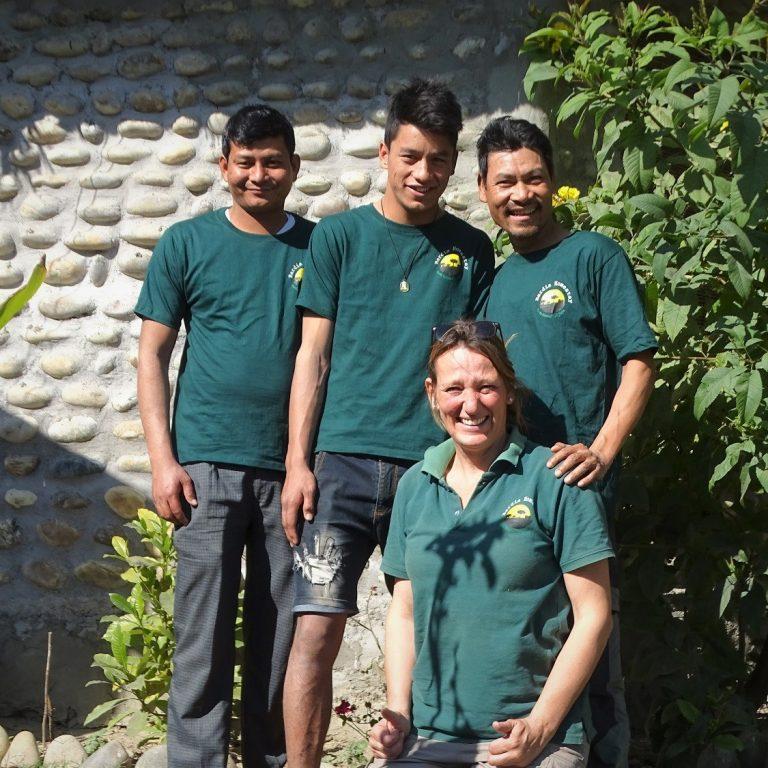 team Bardia Homestay