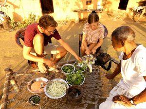 Tharu Cooking class Bardiya