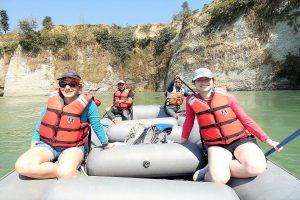 Rafting Upper Karnali Far West Nepal