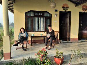 Veranda Room Bardia Homestay