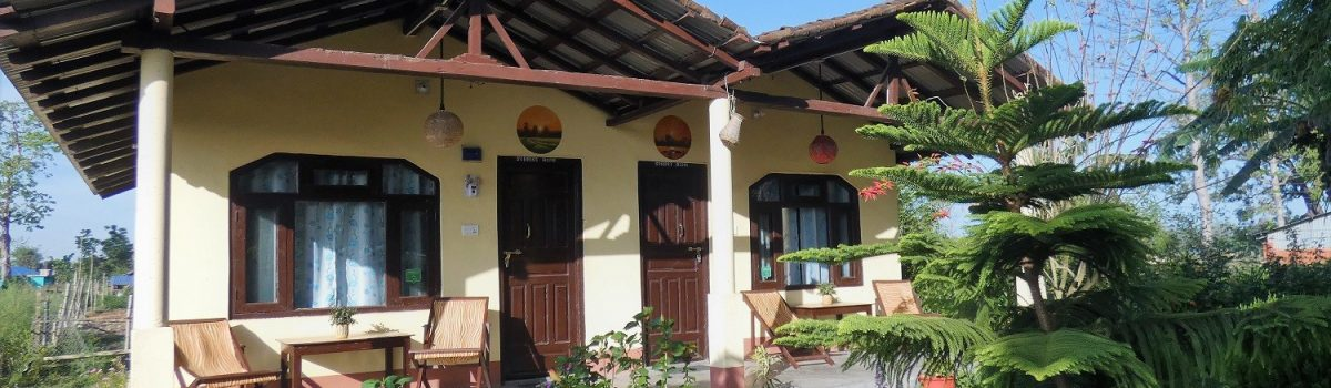 Rooms Bardia Homestay Nepal