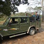 Jeep safari Bardia National Park