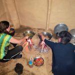 Tharu cooking workshop Bardia National Park