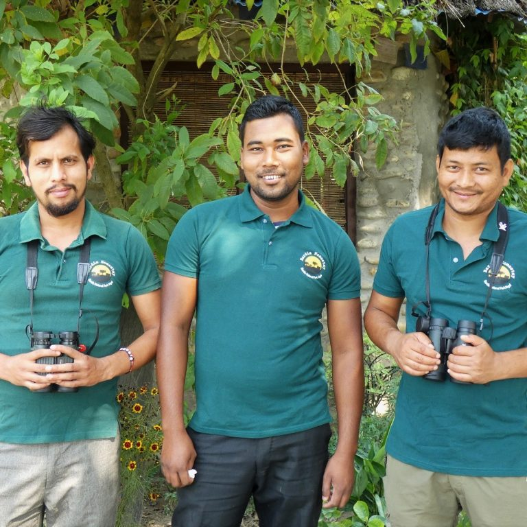 Jungle staff Bardia Homestay