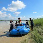 Rafting Karnali Geruwa river Bardia National park